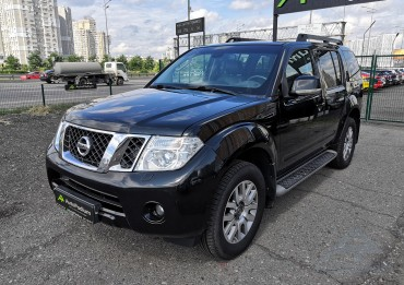 Nissan Pathfinder 2012 2.5d FULL