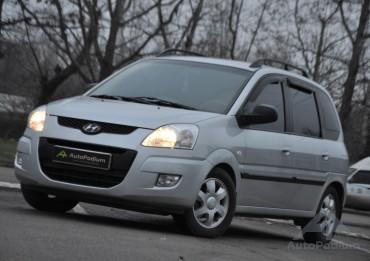 Hyundai Matrix 2008 1.5 CRDI