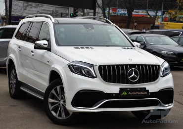 Mercedes-Benz GL 450 2015