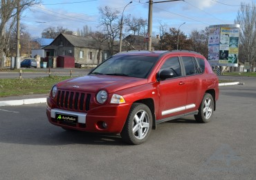 Jeep Compass 2008 Limited AWD