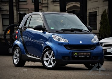 Smart Fortwo 2008 Pulse