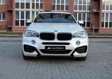 BMW X6 2016 M-Paket
