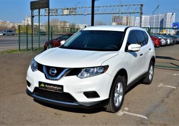 Nissan Rogue 2014 AWD