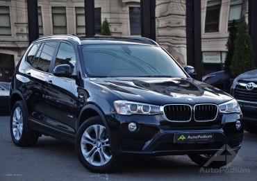 BMW X3 2017 Xdrive Premium