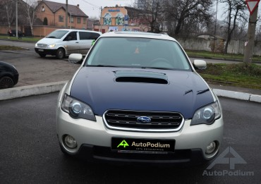 Subaru Legacy Outback 2004