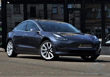 Tesla Model 3 Longe Range 2018