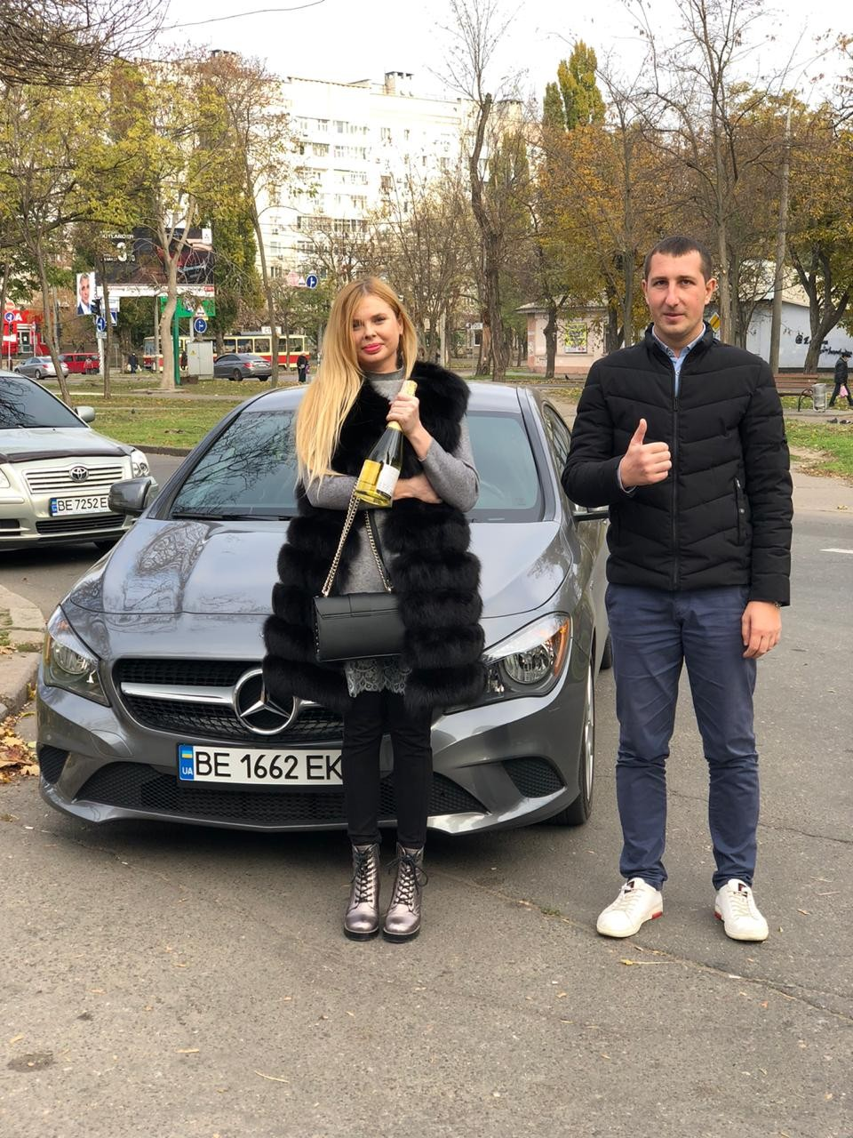 Mercedes CLA 250 2015