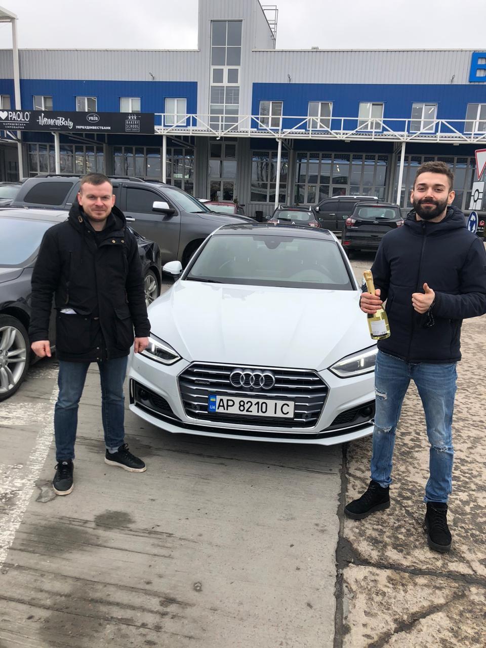 Audi A5 Quattro 2018