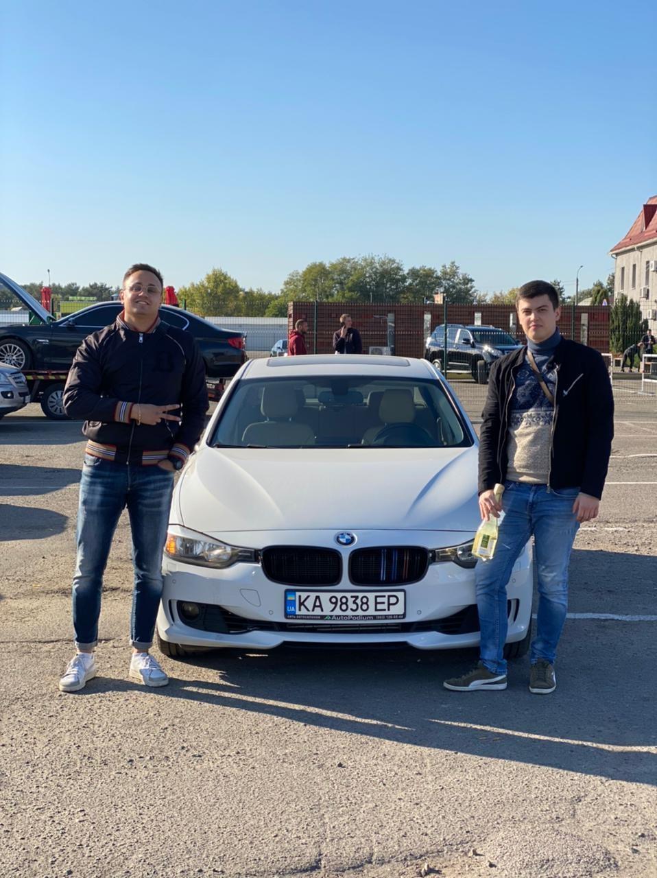 BMW 328xi 2013