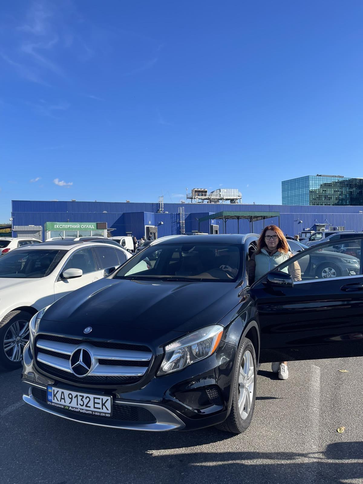 Mercedes-Benz GLA 250 2014